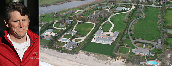 Hedge Fund Magnate Makes Second Big Hamptons Buy for $93.9 Million