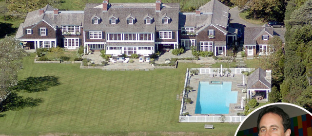 Inside Jerry Seinfeld's 'Laid-Back,' $32M Hamptons Mansion