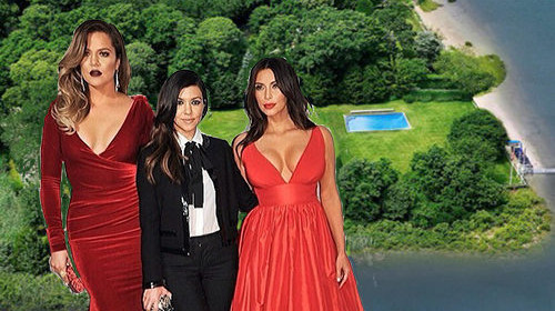 Here's the Southampton House the Kardashians Are Renting