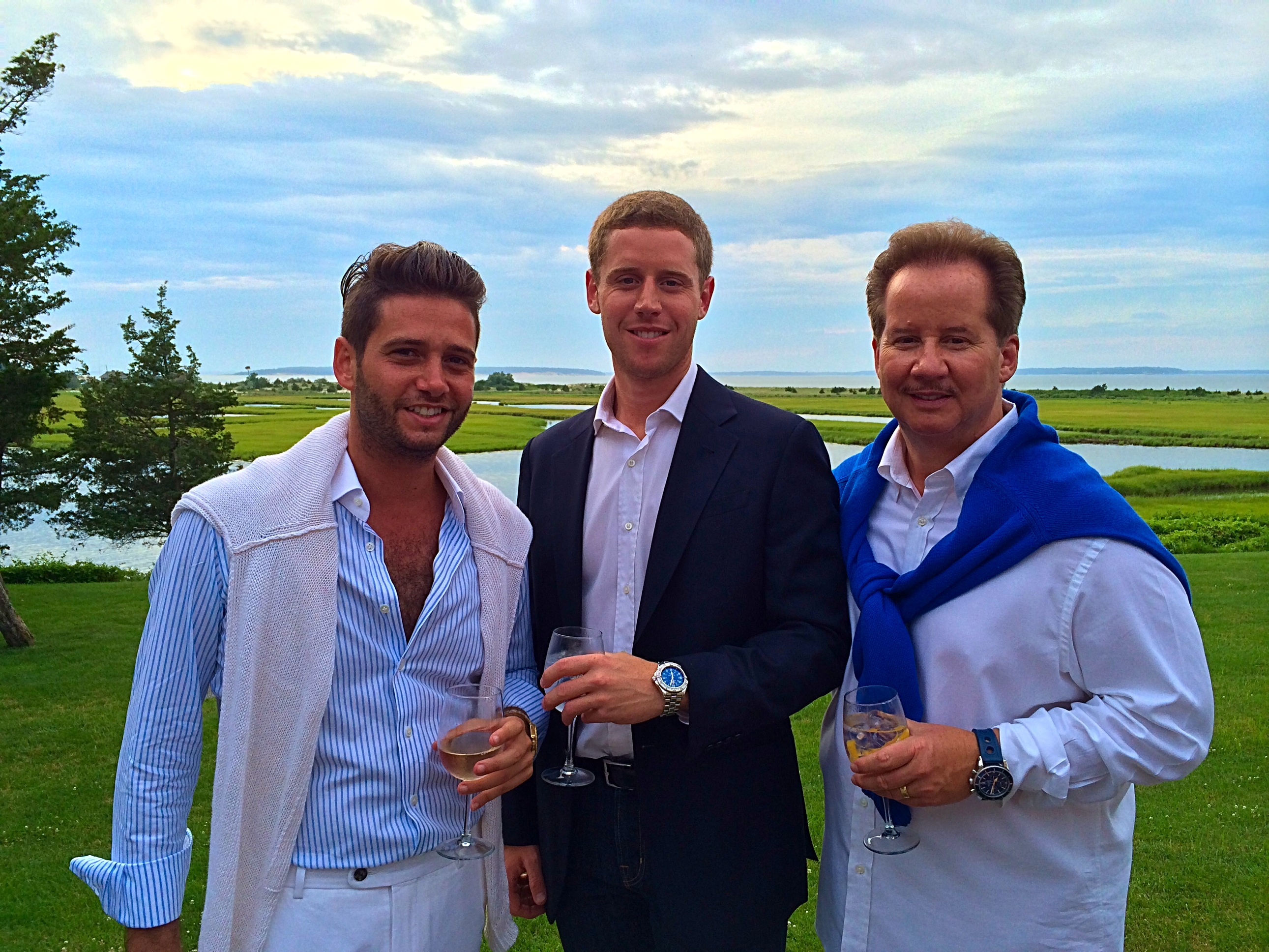 'Million Dollar Listing LA' Films In Southampton
