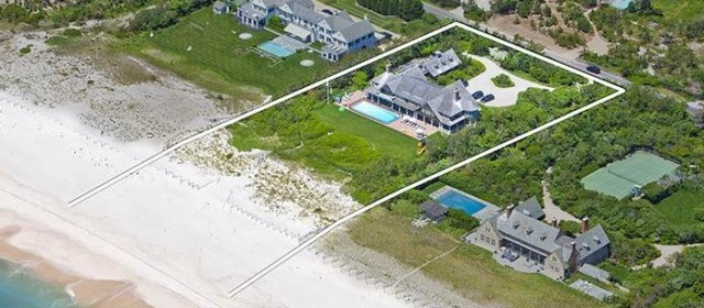 Jimmy Tisch buys 11-bedroom Hamptons mansion for $41M